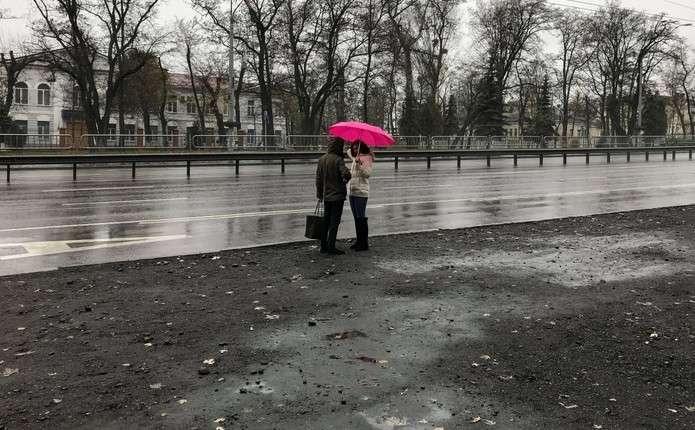 14 березня Image: В Україні 14 березня похолодає, пройдуть дощі і сніг