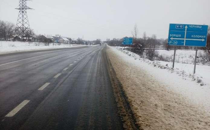 Україну залишає циклон, який приніс сніг і морози