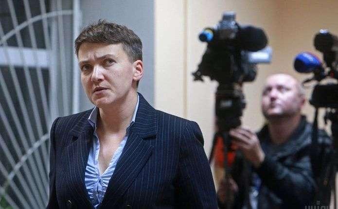 Регламентний комітет дав згоду на арешт Савченко