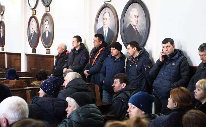 Директор Калинки заявив, що не знімає з себе відповідальності за пожежу на ринку