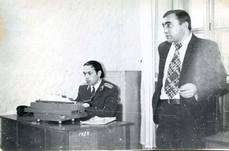 Геннадій Москаль розповів про свій перший розкритий кримінальний злочин