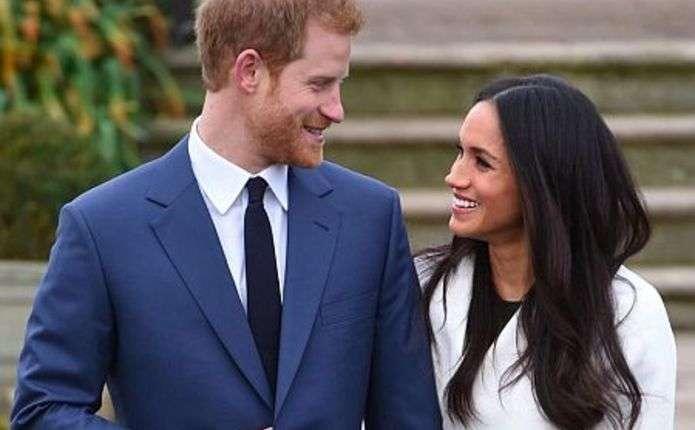 Сьогодні Меган Маркл вийде заміж за принца Гаррі - Погляд – новини ... 291c66d6f37d3