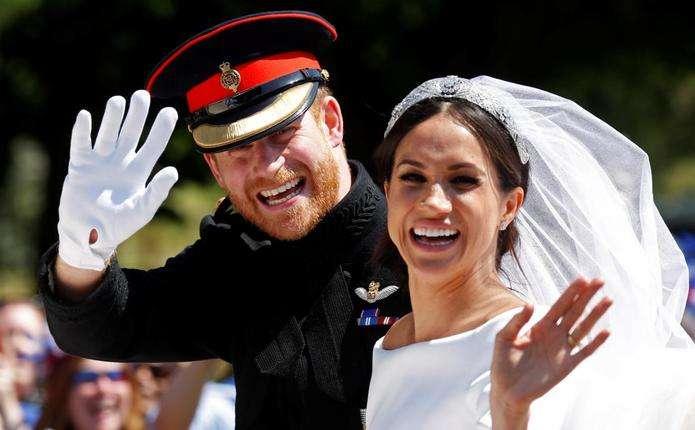 Королівське весілля принца Гаррі та Меган Маркл у фото - Погляд – новини  Чернівці 238d03c34319d
