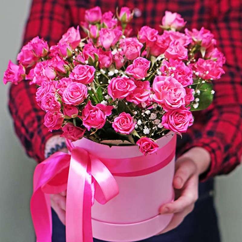 Какой букет цветов можно подарить девушке, цветов