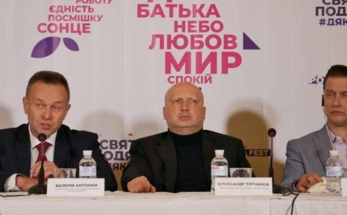 Турчинов стане координатором об'єднання протестантів