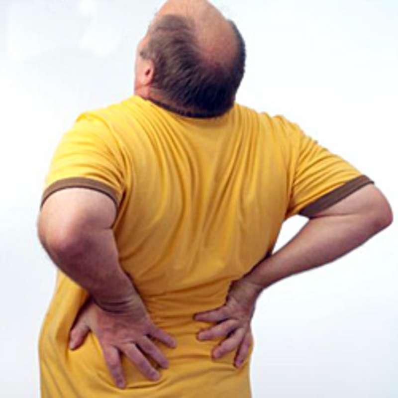болят суставы лишний вес