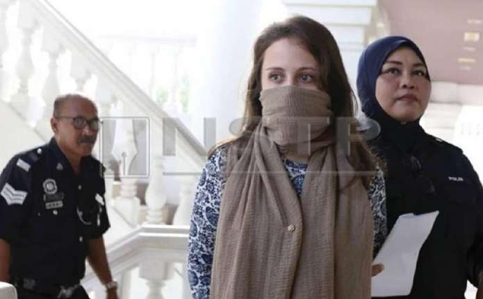 Українку засудили до довічного ув'язнення в Малайзії