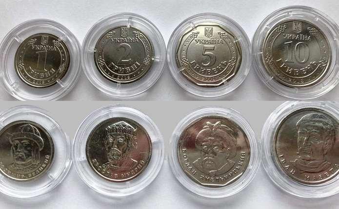 У НБУ розповіли про долю паперових гривень після появи нових монет