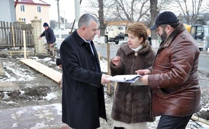 Амбулаторію у Чагрі на Буковині завершать до кінця першого кварталу поточного року