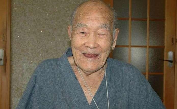 Помер найстаріший чоловік на планеті