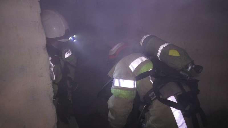 В Івано-Франківську горіла багатоповерхівка: з пожежі врятували одну людину, ще двох осіб довелось евакуювати