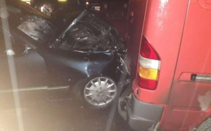 У Чернівцях ввечері зіткнулися 4 автомобілі