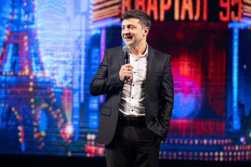 Володимир Зеленський: Ставши президентом, працюватиму так, аби поважали і мене, і моїх дітей