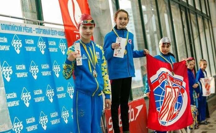 Чернівчани відзначилися на Всеукраїнських змаганнях з плавання