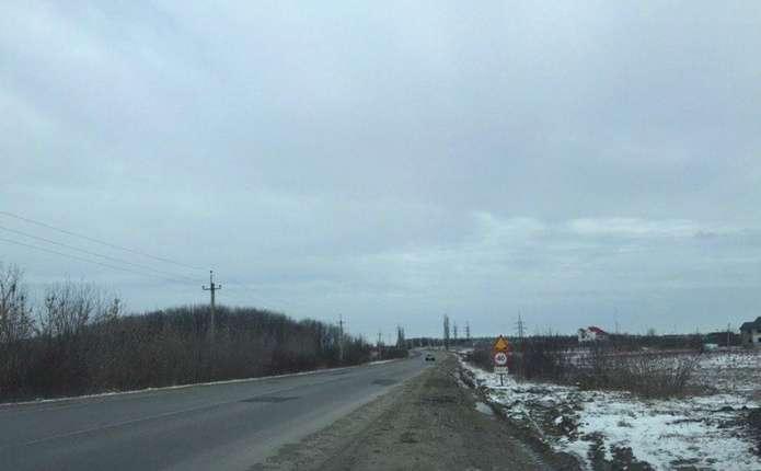 На автошляхах Буковини місцями ожеледиця - УПП в Чернівецькі області