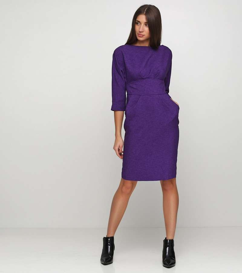 Супер стильні трикотажні весняні сукні від Jhiva - Погляд – новини ... 21f85ebe5f02f