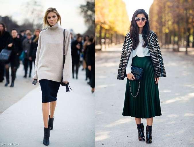 b17e6fa2379 Подбираем модный фасон юбки для весеннего гардероба - Погляд ...