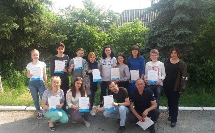 На Буковині відбувся черговий тренінг для молоді з сільської місцевості
