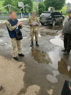 Група прикордонників на Буковині організувала системне поборництво