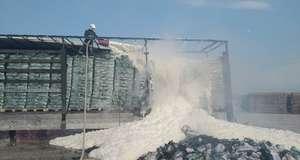 b651e455919ee4 Рятувальники розповіли, чому загорілися матеріали, які перевозили на  Буковині
