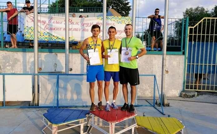 Чернівчанин став бронзовим призером легкоатлетичного чемпіонату серед молоді