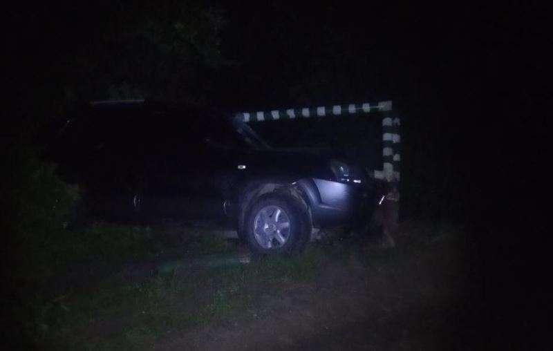 Смертельна ДТП у Красноїльську: авто врізалось у шлагбаум