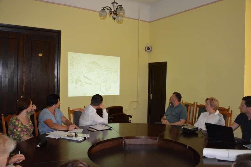 У Чернівцях розглянули проєкт детального плану території в районі Машзаводу