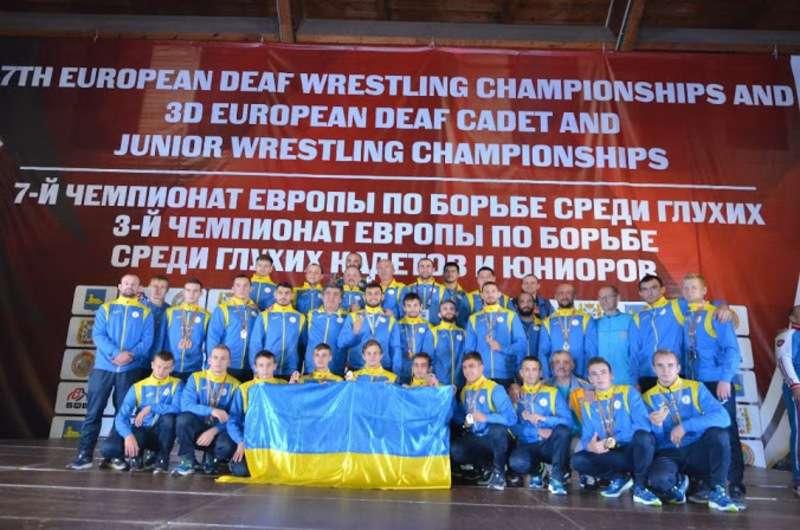 Буковинський студент відзначився на чемпіонаті Європи по вільній і грекоримській боротьбі