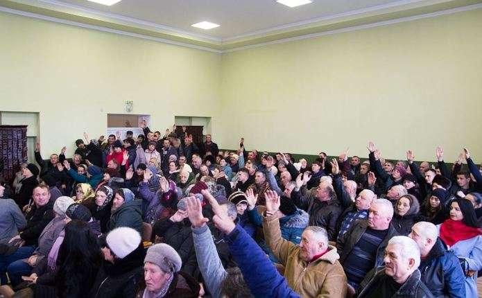 Жителі Буденця проголосували за приєднання до Чудейської громади