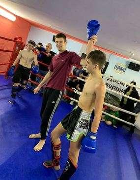 Сторожинецькі кікбоксери вибороли призові місця на турнірі Best kids у Івано-Франківську