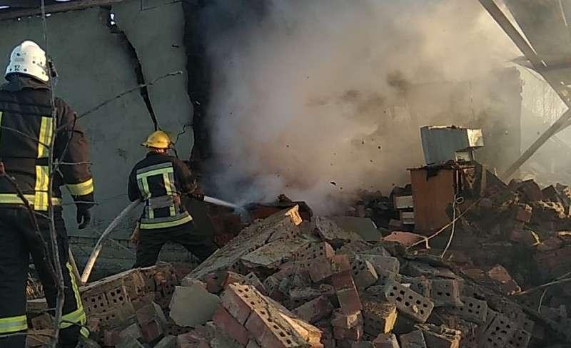 Вибух газу у житловому будинку на Буковині: рятувальники повідомили подробиці