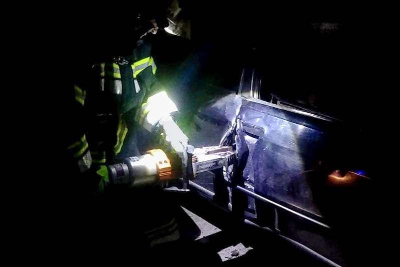 На Сторожинеччині рятувальники надавали допомогу потерпілим під час ДТП