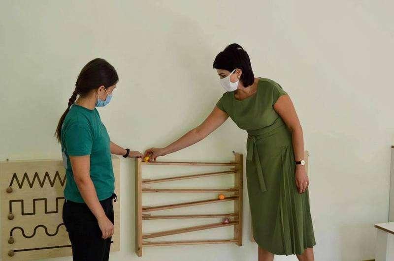 На Буковині у закладах освіти працюватимуть за методикою Марії Монтессорі