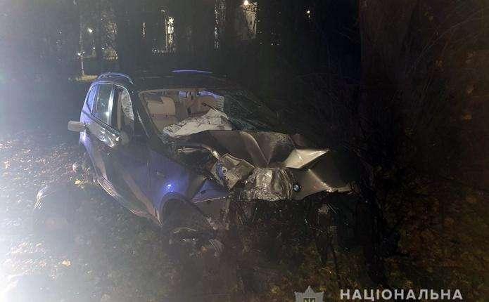 Поліцейські встановили особу водія, який спричинив ДТП з потерпілими у Чернівцях