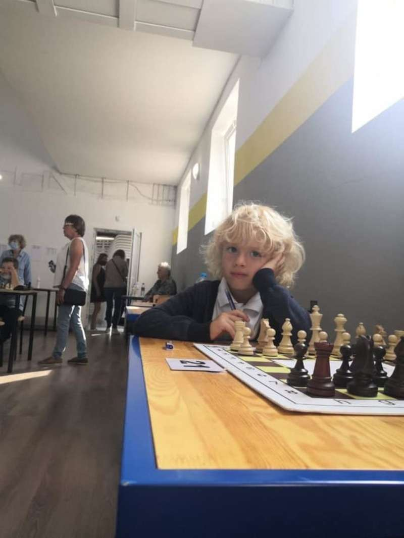 Буковинець став чемпіоном України з шахів серед юнаків та дівчат до 18 років