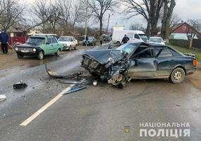 У Сторожинці сталася ДТП: водію різко стало зле