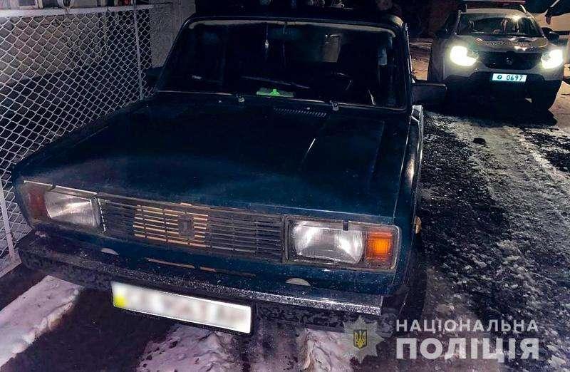 На Вижничині викрили злодія, який обкрадав автівки