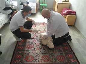 Буковинські медики відпрацювали практичні навички з BLS