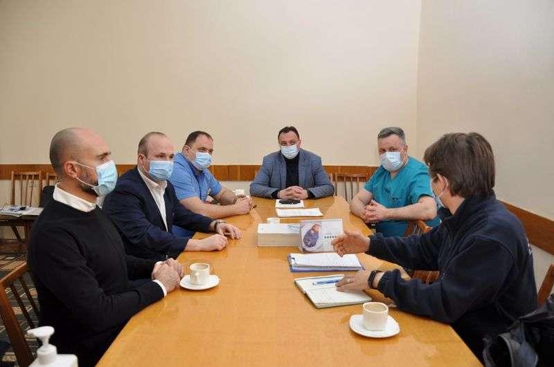Представники ВООЗ відвідали Буковину