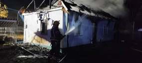На Буковині у пожежі загинув 38-річний чоловік