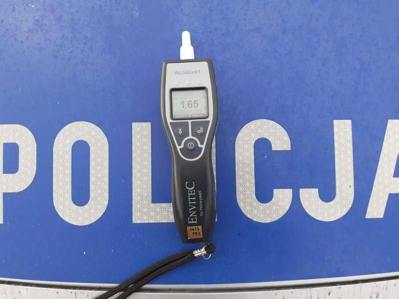 У Польщі затримали п'яного далекобійника з України