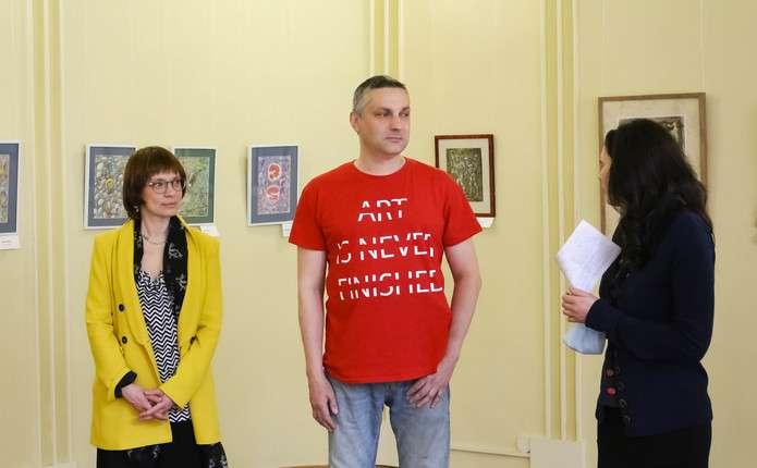 У Чернівецькому художньому музеї відкрили виставку київських митців Expressus