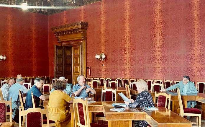 У ЧНУ відбулось перше засідання Музейної ради